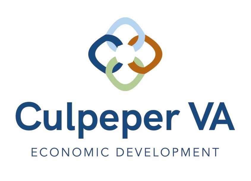 Culpeper VA Economic Development Logo